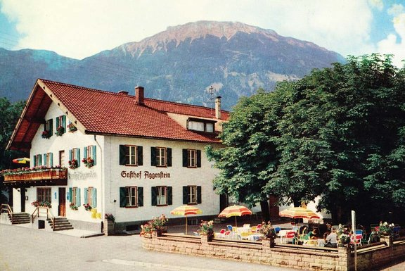 Chronik Gasthof Aggenstein